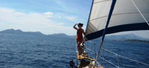 sailing boat pollensa
