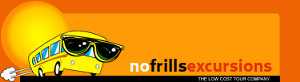 NoFrills Excursions Website