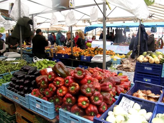 Pollensa Market