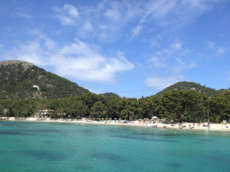 how to visit Formentor Beach from Puerto Pollensa