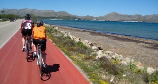 walk puerto pollensa to alcudia